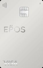 エポスカードの画像